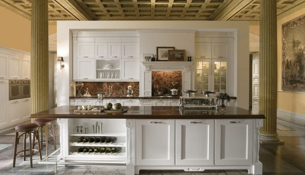 Classical Traditional Kitchen Gallery Opera