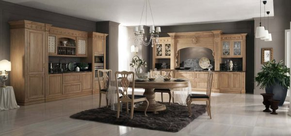 Classical Traditional Kitchen Gallery Venezia