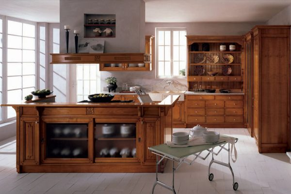 Classical Traditional Kitchen Gallery Fiocco