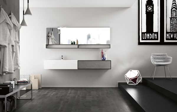 Modern Contemporary Bathroom Gallery CUBIC