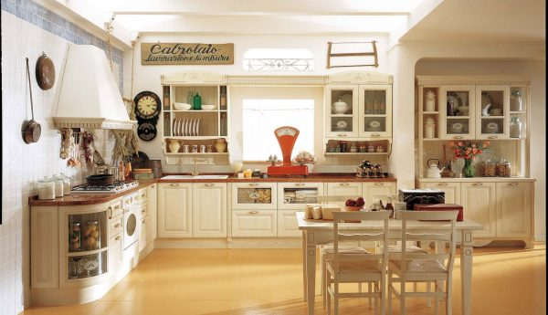 Classical Traditional Kitchen Gallery Sintonia