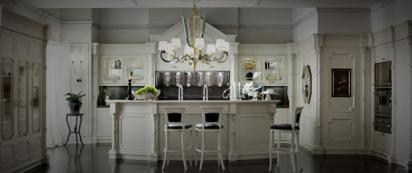 Classical Traditional Kitchen Gallery Pietra